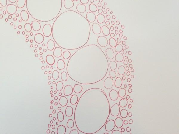yayoi kusama circles