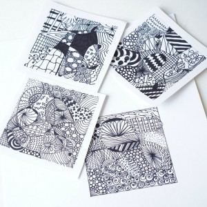 zentangles for kids