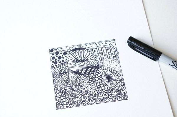 Zentangle For Kids A Beginners Guide To Zentangle For Kids