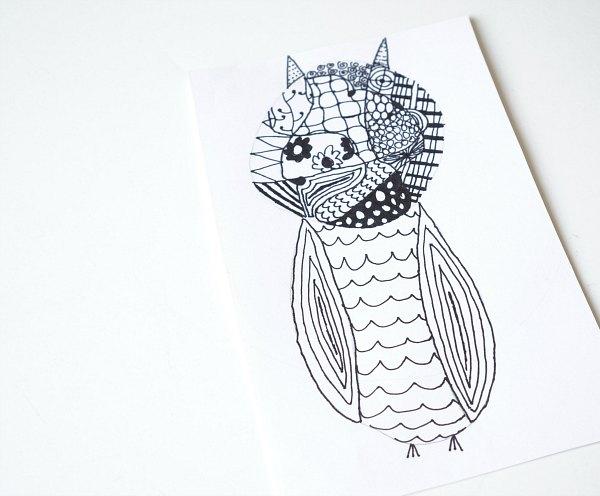 Zentangles for Kids – Meditative Art