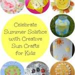 Celebrate Summer Solstice with Sun Crafts for Kids