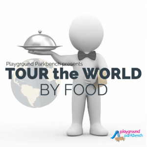 tour the world by food