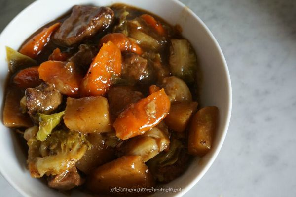 fall beef stew