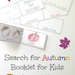 Search for Autumn Printable for Kids