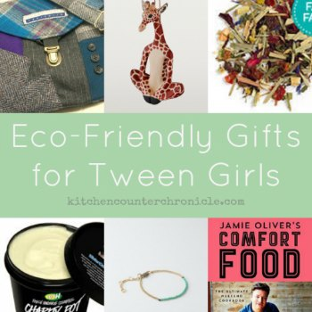 eco friendly gifts for tweens