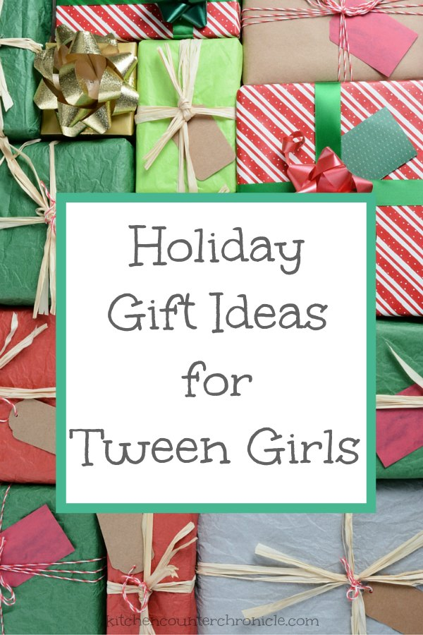 holiday gift ideas for tween girls. Black Bedroom Furniture Sets. Home Design Ideas