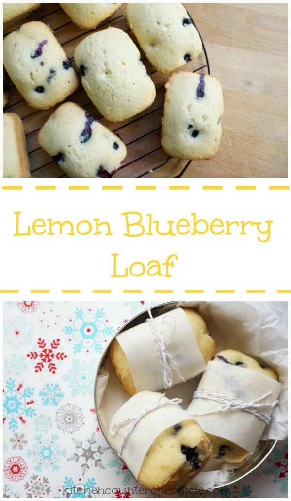 lemon blueberry loaf pin