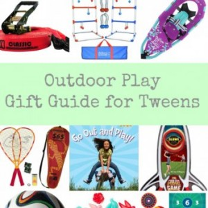outdoor play gifts for tweens