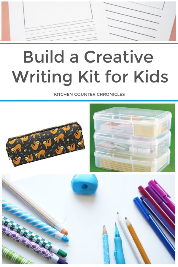 Build a Creative Story Writing Kit for Kids
