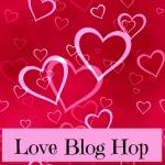 love blog hop badge