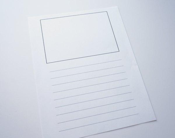 Printable writing page for older kids tweens
