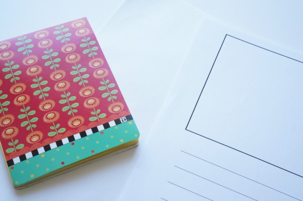 story writing kit paper