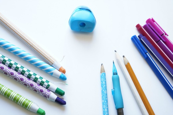 story writing kit for kids pencils