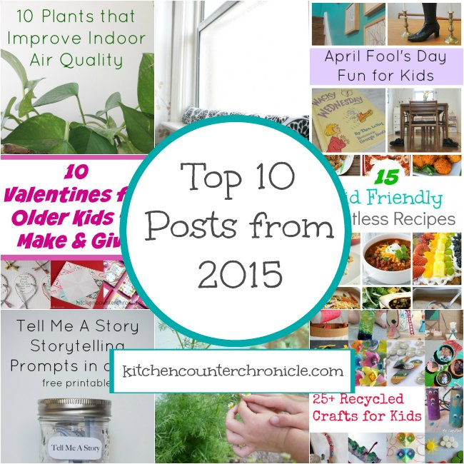 Top Posts of 2015