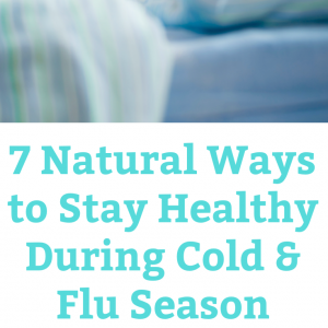 7 Natural Ways to Stay Healthy During Cold and Flu Season - Take a proactive approach to keeping the family healthy this cold and flu season with these simple tips and tricks. Skip the chemicals, for ecofriendly families. | Green Living | Green Family Living | Healthy Living |