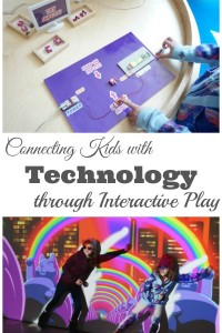 Connecting Kids with Technology Through Interactive Play