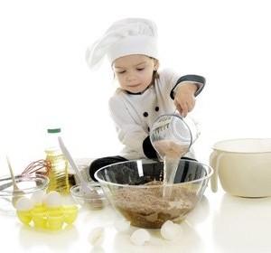 kids' kitchen blog series
