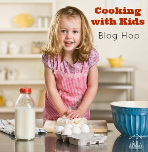 cooking with kids blog hop