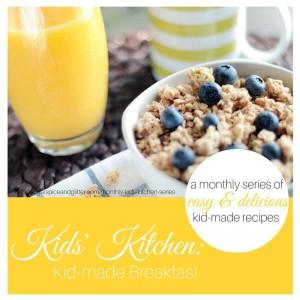 Kids' Kitchen Series