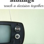 Fun Ways to Help Siblings Reach a Decision Together #StreamTeam