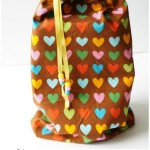Sew a Drawstring Bag Tutorial