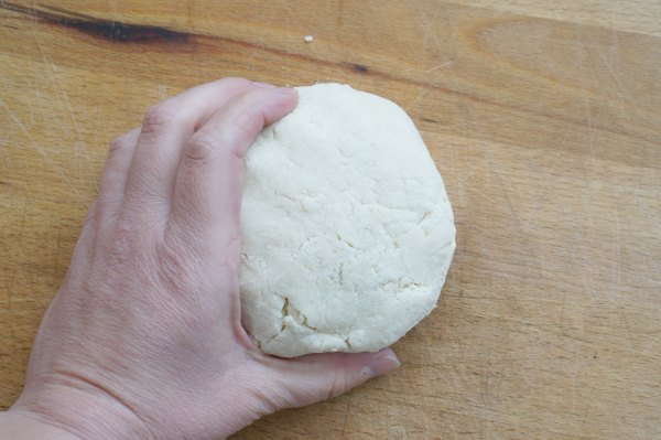 Ball of Salt Dough