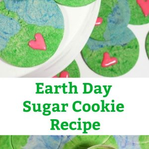Earth Day cookies recipe