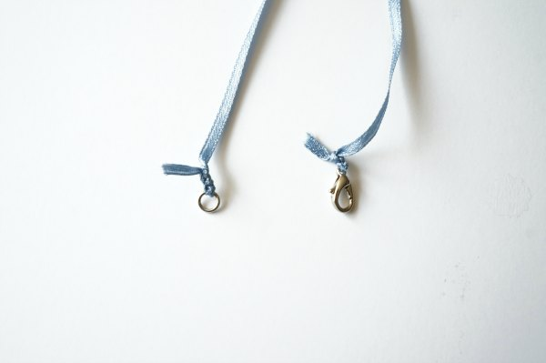Salt Dough Necklace Fastener