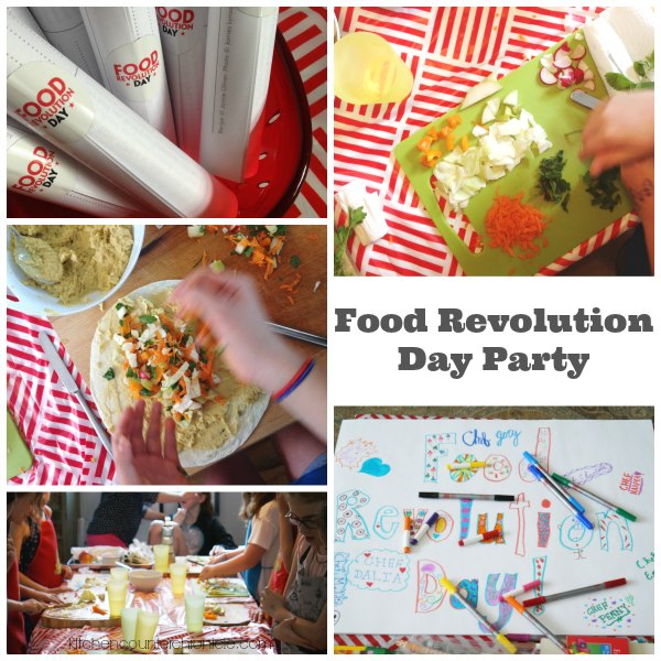 Food Revolution Day House Party Wrap Up fb