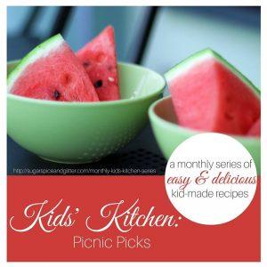 Kids in the Kitchen Blog Hop