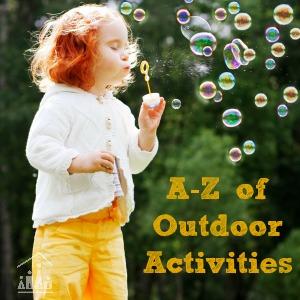 outdoor activities badge