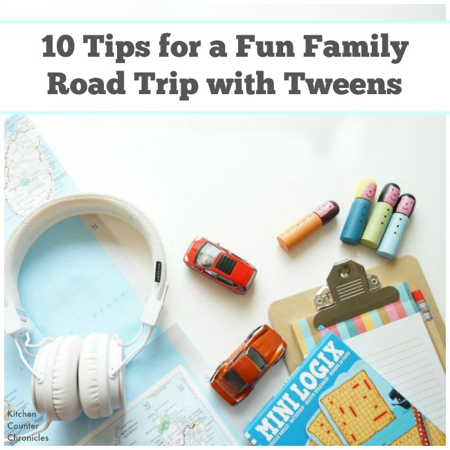 10 tips for a fun family road trip with tweens for Fun road trip destinations east coast