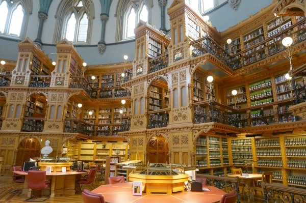 Parliament Hill Library