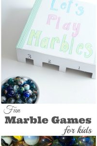 Fun Marble Games for Kids