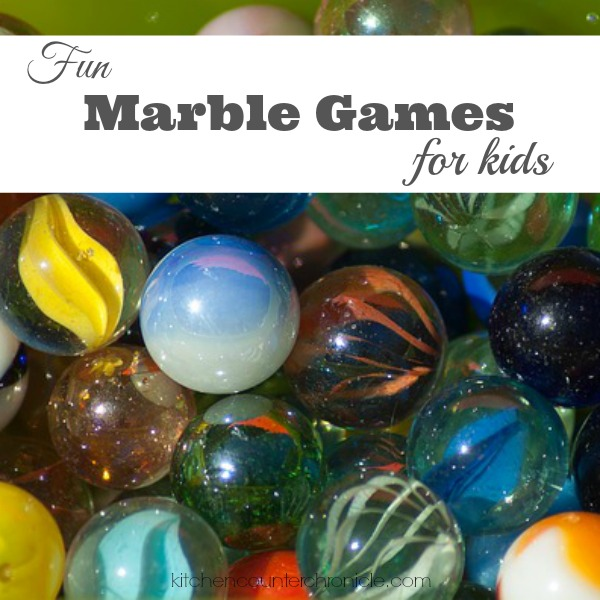 Fun Marble Games for Kids fb