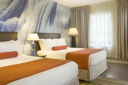 hotel indigo ottawa hotel room
