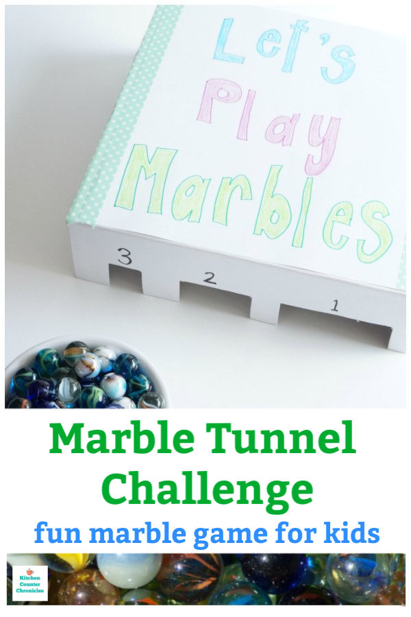 marble games for kids marble tunnel challenge