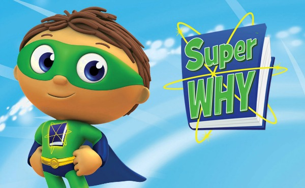 Super Why Image