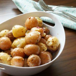 The Best Potato Salad with Grainy Mustard Vinaigrette