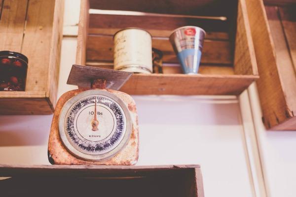 kitchen appliances scale
