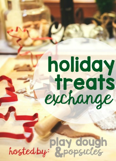 Blog Hop Holiday Treat Exchange