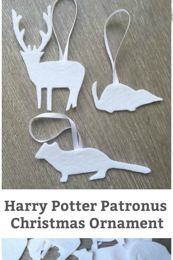 Harry Potter Patronus Ornament