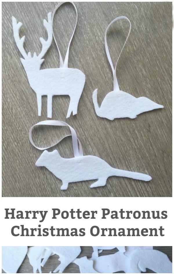 Harry Potter Patronus Ornament