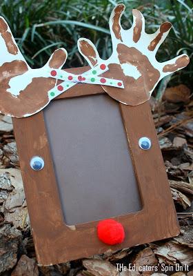 reindeer frame