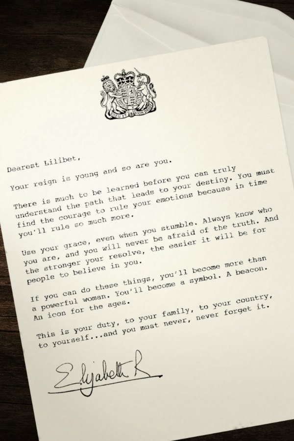 the crown letter