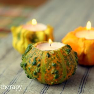 ornamental-gourds-make-beautiful-fall-candles