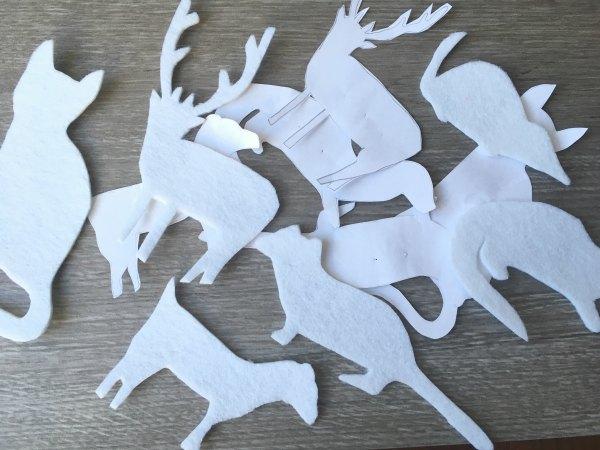 patronus christmas cut out