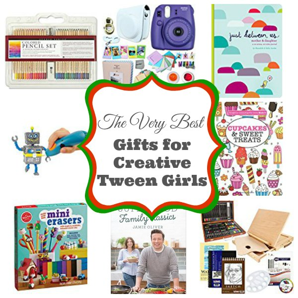 The Very Best Gifts for Creative Tween Girls