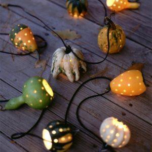 gourd hanging light