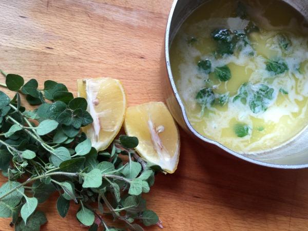 lemon butter sauce for chicken